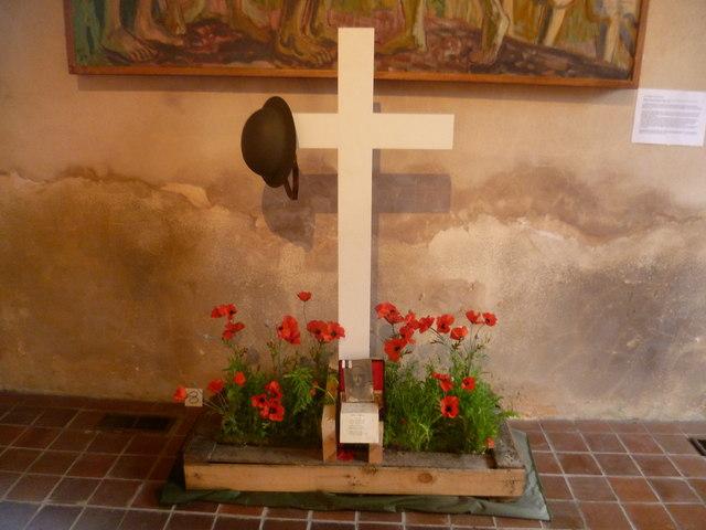 Flower festival in All Saints Church, Iden
