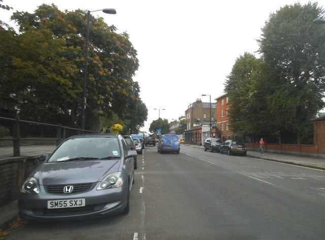 Liverpool Road, Islington
