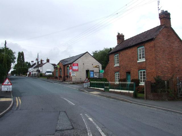 Lyth Hill Road, Bayston Hill