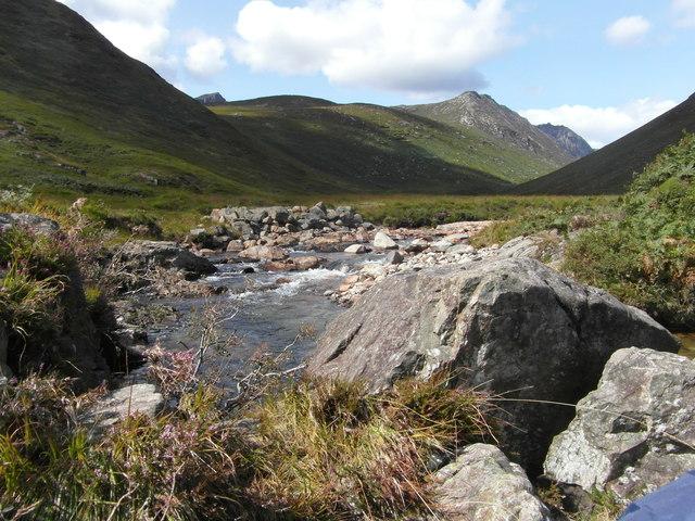 Glen Rosa Water