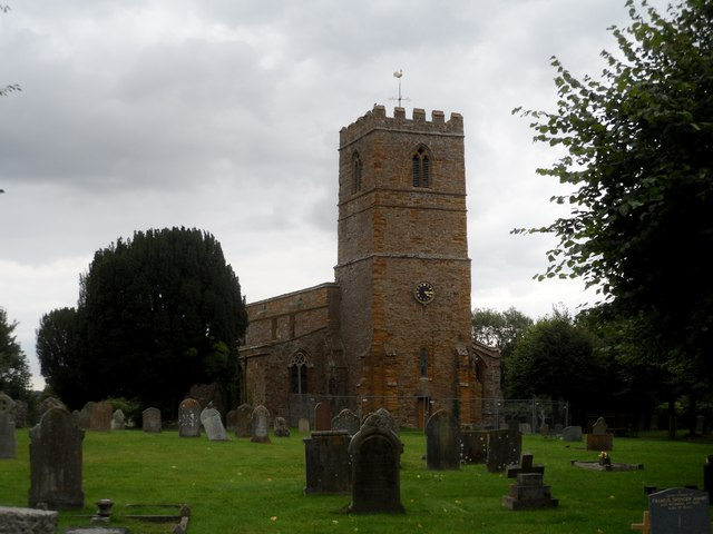 All Saints' church, Norton