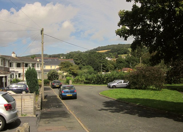Indio Road, Bovey Tracey