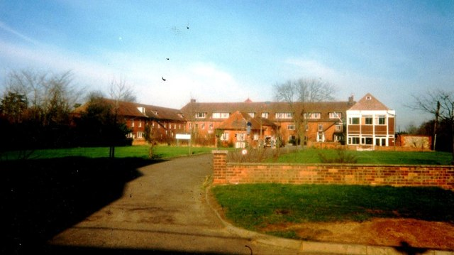 Tattingstone Hospital in 1990