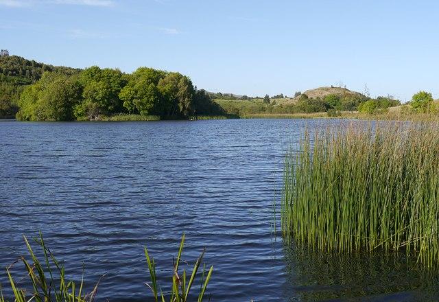 Across Loch Kinellan