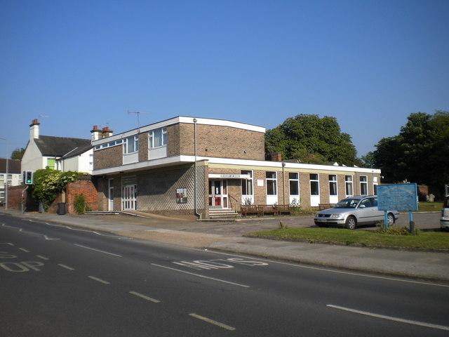 St Mary's church hall, Stoke