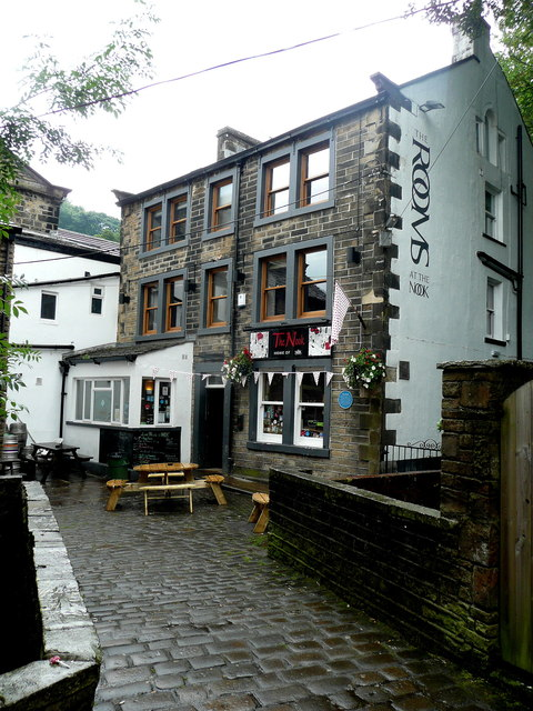The Nook public house and brewery