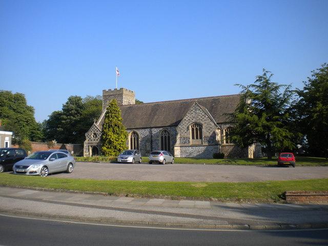 St Mary's Church, Stoke