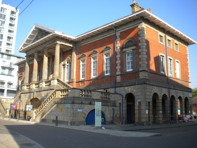 Former customs house, Ipswich