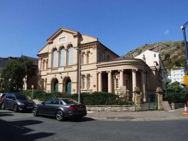 Welsh Baptist Church Tabernacle, Llandudno