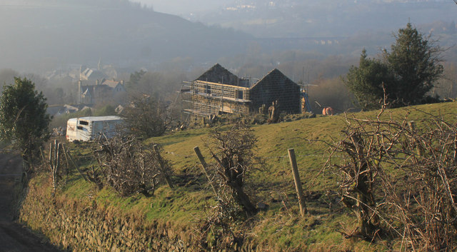 Lower Cross Barn.