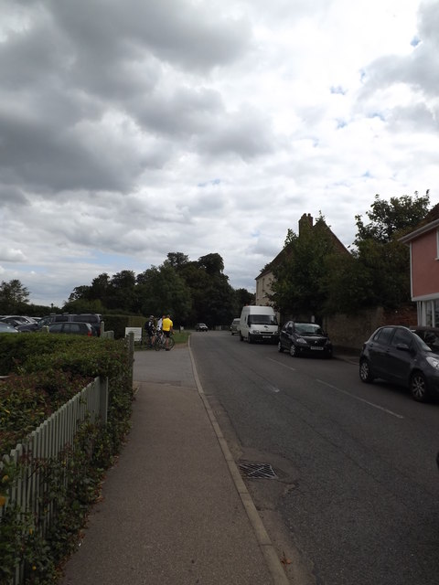 B1068 Park Street, Stoke By Nayland