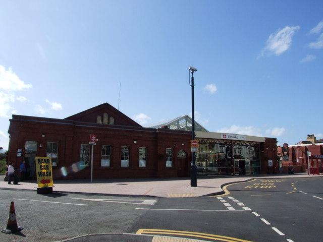 Llandudno Railway Station