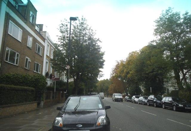 Liverpool Road, Holloway