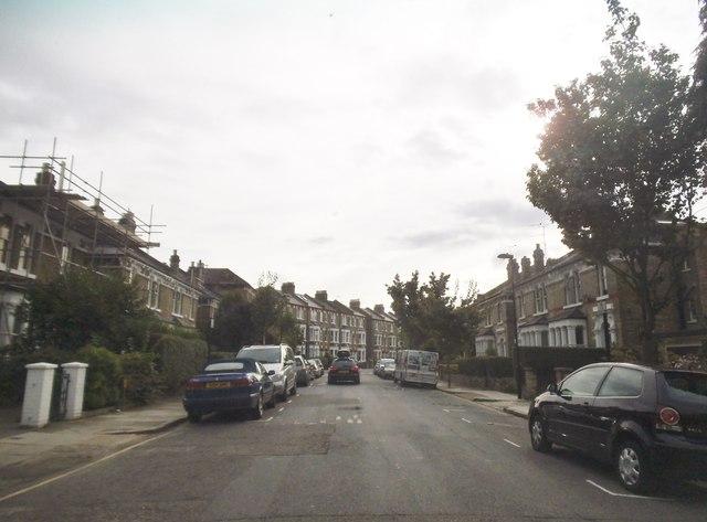 Mercers Road, Holloway