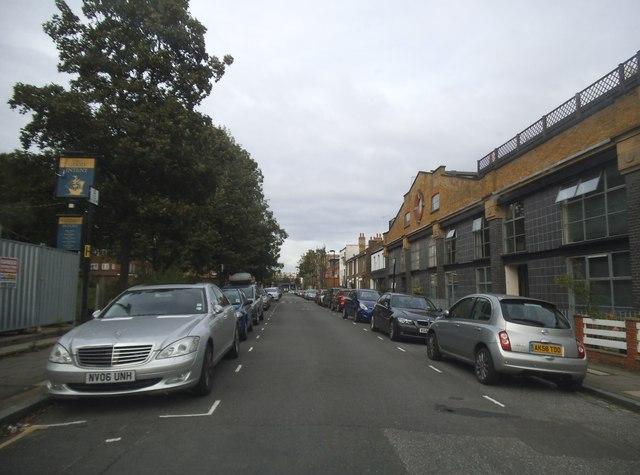 Wedmore Street, Holloway