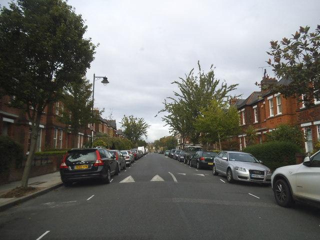 Tytherton Road, Holloway