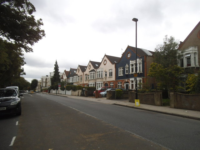 Houses on Brecknock Road, Tufnell Park