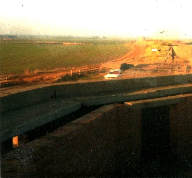 Bawdsey Gun Battery in 1990