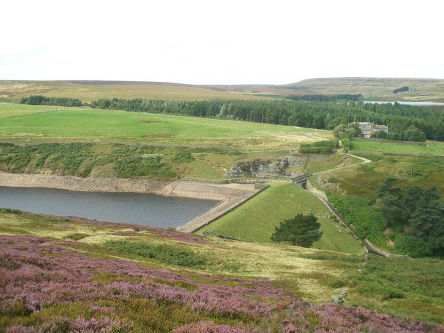 Lower Windleden Reservoir