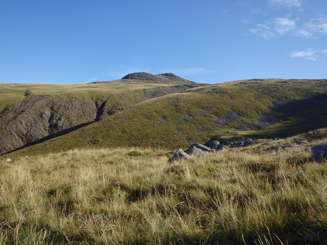 Looking Towards Lingmell