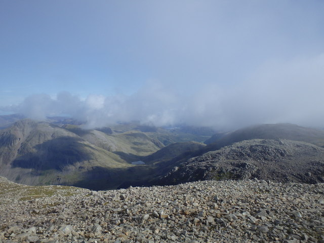 On Scafell Pike