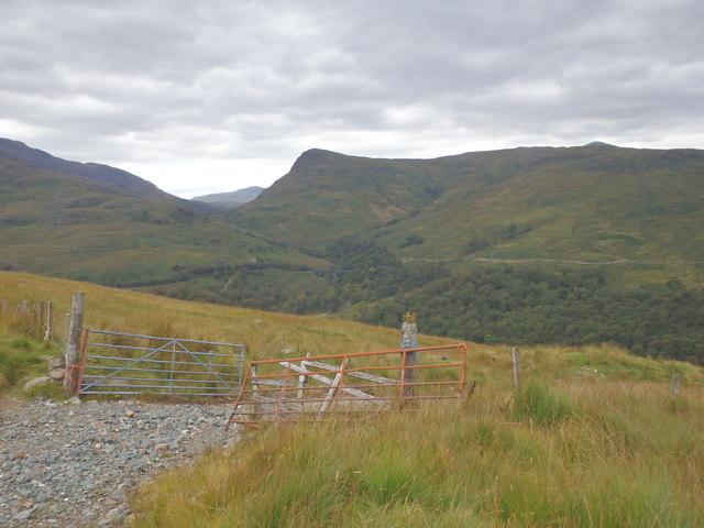 Above Glen Falloch