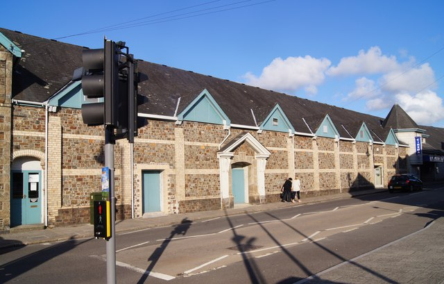 Exterior view of Red Lion Yard