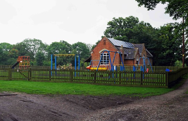 Children's Play Area and Recreation Ground Hall, Little Horwood, Bucks