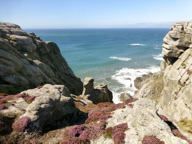 Coastal View North West Lundy