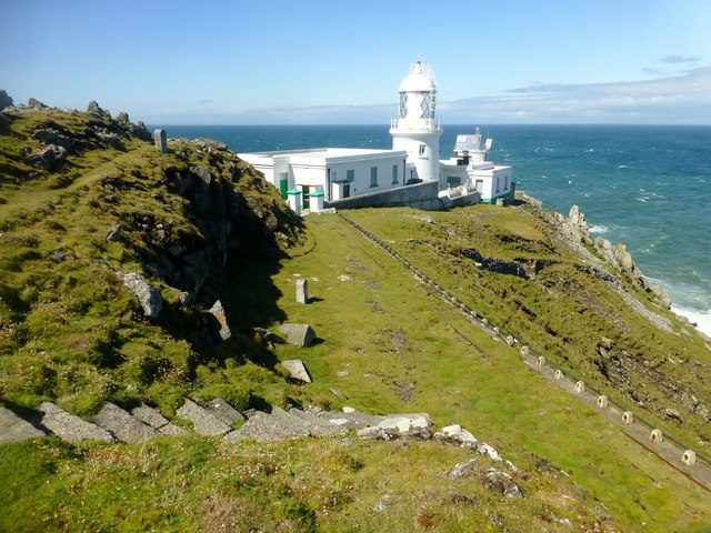 North Lundy Lighthouse