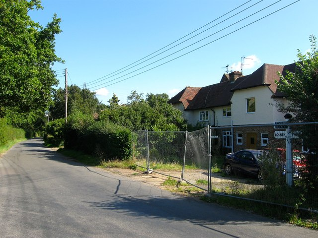 Council Cottages, Bolney Chapel Road, Twineham Green