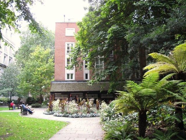 Postman's Park, EC1 (2)