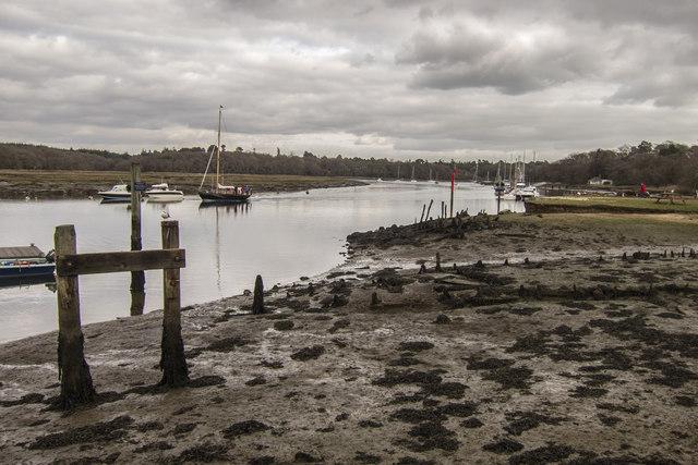 Beaulieu River