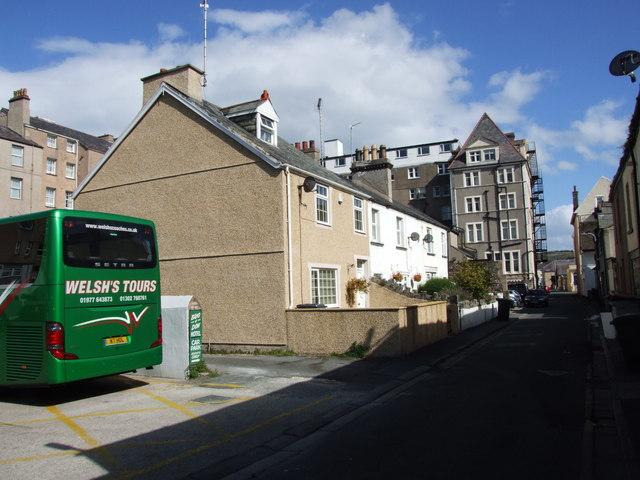 Cloddaeth Cottages, Bodafon Street, Llandudno