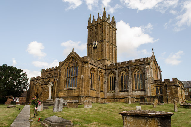 The Minster Church of St Mary the Virgin, Ilminster