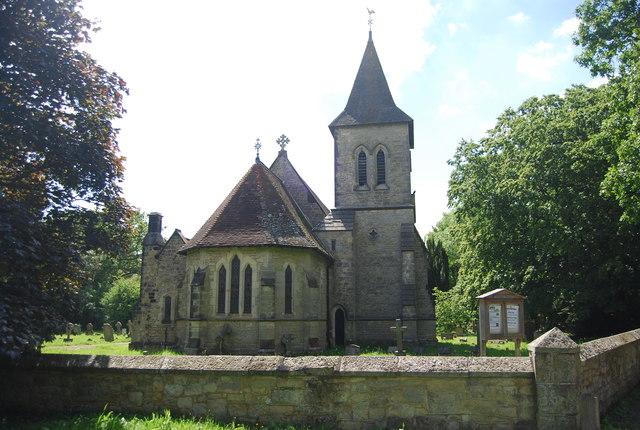 Church of The Holy Trinity, Markbeech