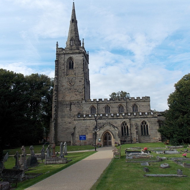 St Peter's Church,  Market Bosworth