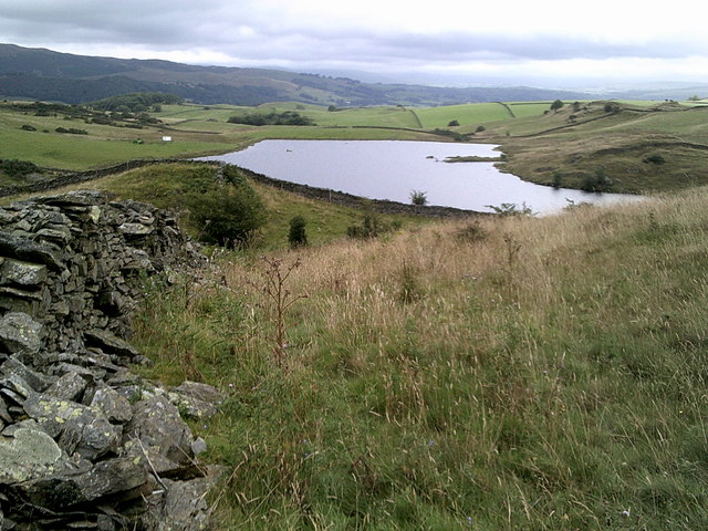 Middle Fairbank Tarn
