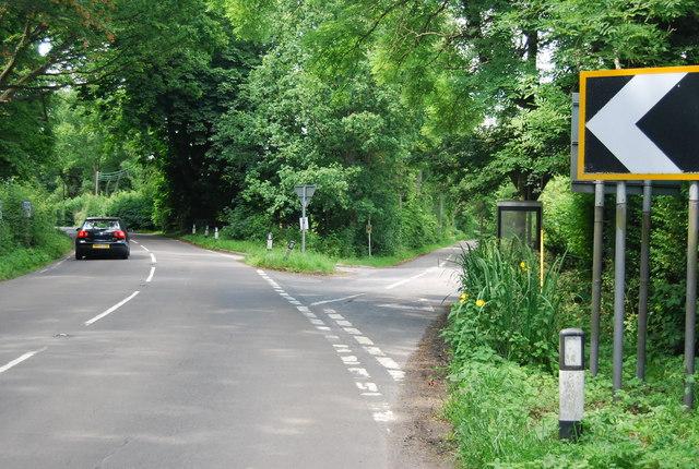 Hartfield Rd, Hever Lane