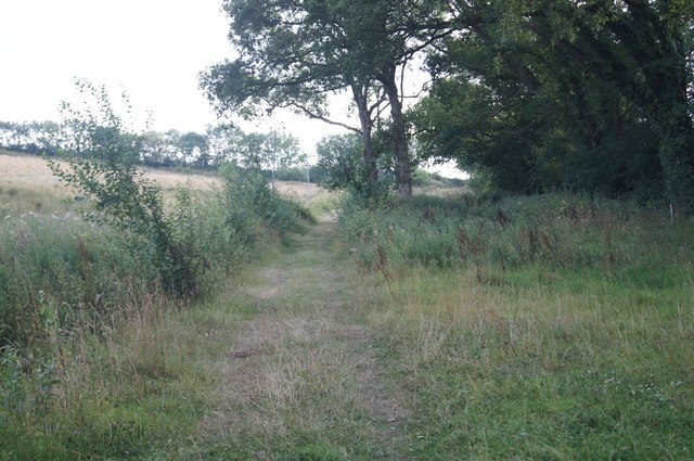 Track to Woolladen Stone Quarry