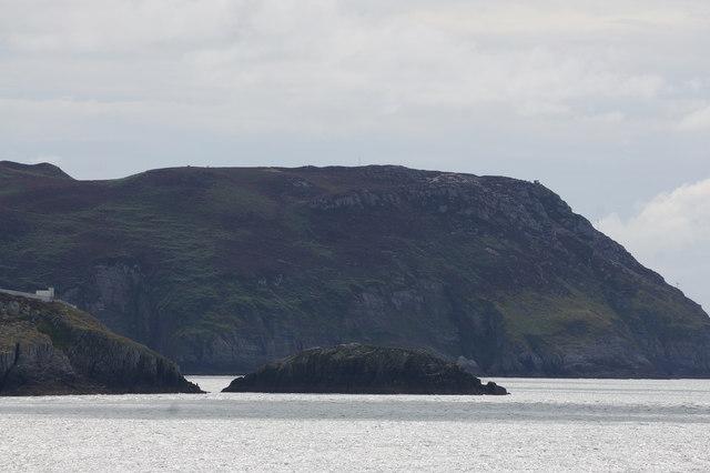 North Stack Island, Holyhead
