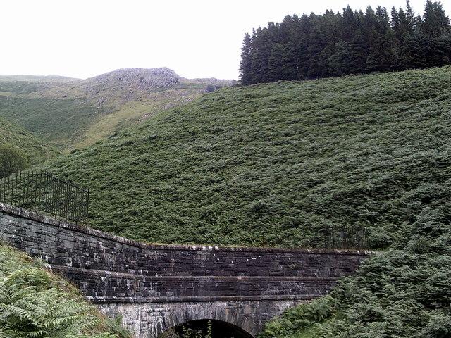 Bridge across the beck en route to Stone Arthur