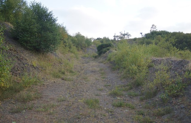 Track - Woolladen Stone Quarry