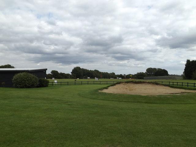 Stoke By Nayland Golf Club Driving Range