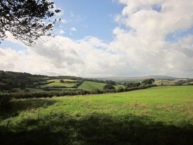 Countryside near Drewston Cross