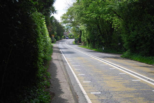 A281, southbound