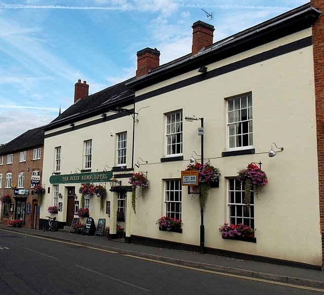 The Dixie Arms Hotel, Market Bosworth