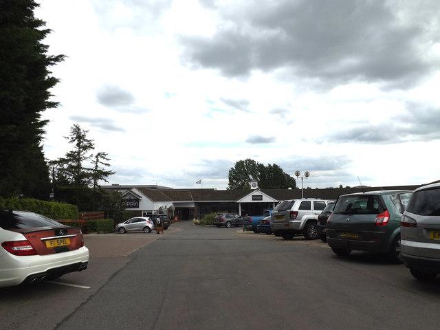 Stoke By Nayland Golf Club