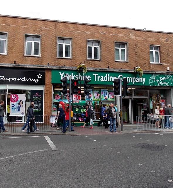 Yorkshire Trading Company in Melton Mowbray