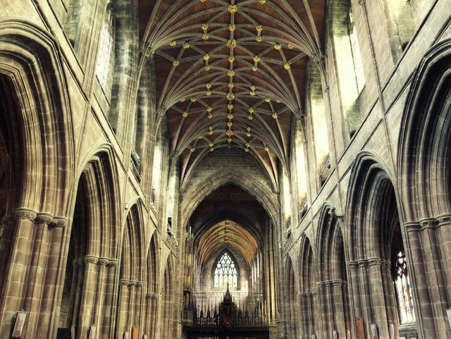 Chester Cathedral Architecture